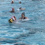 Girls Varsity Water Polo beats La Jolla 14 – 7