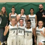 Girls finish league undefeated