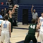 Boys Varsity Basketball falls to University City 61 – 42