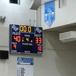 Girls Varsity Basketball beats Calipatria 40 – 33