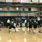 Boys Junior Varsity Volleyball beats Morse 2 – 0