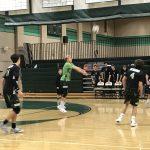 Boys Varsity Volleyball beats Morse 3 – 1