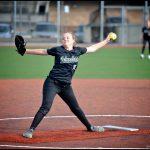 Girls Varsity Softball beats Serra 14 – 1