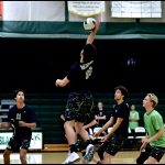 Boys Varsity Volleyball beats San Pasqual 3 – 0