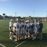Boys Junior Varsity Lacrosse beats Westview 8 – 0