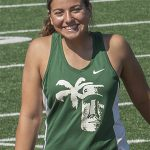 Victoria Perez Break Shot Put Record