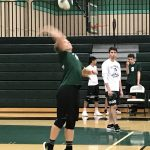 Boys Junior Varsity Volleyball beats Christian 2 – 0