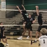 Boys Varsity Volleyball beats Christian 3 – 0