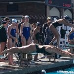 Swim Team Hosts University City