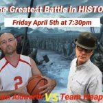 CHS Faculty Basketball Showdown