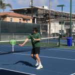Boys Varsity Tennis beats Point Loma 18 – 0
