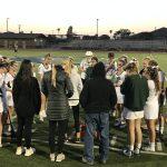 Girls Varsity Lacrosse beats Rancho Bernardo 19 – 3