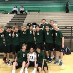 Boys Junior Varsity Volleyball beats Hoover/San Diego 2 – 0