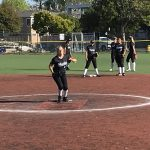 Girls Varsity Softball beats Morse 7 – 3