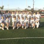 Boys JV wins league title.
