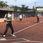 Girls Varsity Softball beats Serra 12 – 1