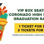 Raffle for CHS Graduation Box Seats