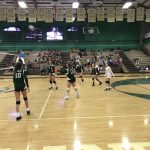 Girls Junior Varsity Volleyball falls to Helix 2 – 1
