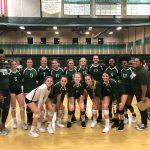 Girls Varsity Volleyball beats Helix 3 – 1