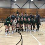 Girls Varsity Volleyball Earns the Win Against Serra High