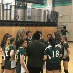 Girls Freshman Volleyball beats Hilltop 2 – 1