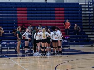 Varsity Volleyball vs. Montgomery