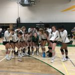 Girls Varsity Volleyball Battles To A Victory Over Patrick Henry 3 – 2