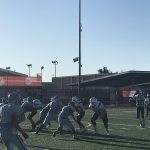 Boys Junior Varsity Football beats El Cajon Valley 20 – 0