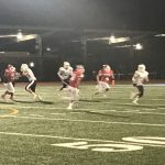 Boys Varsity Football falls to El Cajon Valley 20 – 7