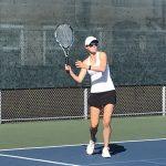 Girls Varsity Tennis beats Vincent Memorial 15 – 3