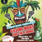 ISF/CLC Casino Night November 1