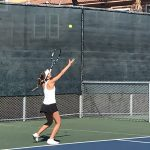 Girls Varsity Tennis beats Cathedral Catholic 16 – 2