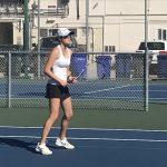 Girls Varsity Tennis beats La Jolla 14 – 4