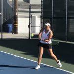 Girls Junior Varsity Tennis beats Cathedral Catholic 17 – 1