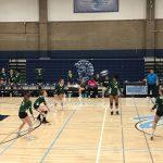 Girls Varsity Volleyball falls to University City 3 – 0