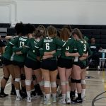 Girls Varsity Volleyball loss against Mission Bay 3 – 0