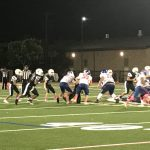 Boys Varsity Football beats Clairemont 52 – 7
