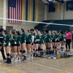 Girls Varsity Volleyball wins over Mar Vista 3 – 1