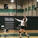 Girls Junior Varsity Volleyball beats Christian 2 – 0