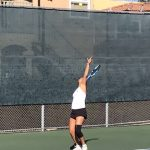 Girls Junior Varsity Tennis beats La Jolla 14 – 4