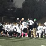 Varsity Football falls to San Diego 41 – 14