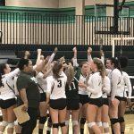 Girls Varsity Volleyball beats Mar Vista 3 – 0