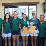 Girls Golf Finishes 2nd in CIF