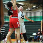 Girls Varsity Basketball beats Santa Fe Christian 51 – 9