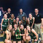 Girls Basketball wins Oceanside Tournament