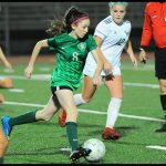 Girls Varsity Soccer falls to Mission Bay 4 – 1