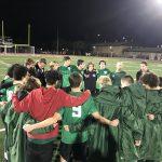 Boys Varsity Soccer beats Canyon Crest Academy 1 – 0