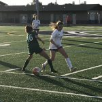 Girls Junior Varsity Soccer beats University City 4 – 1