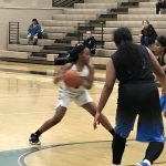 Girls Varsity Basketball beats San Diego 52 – 18