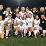 Girls Soccer wins League
